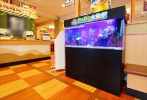 横浜市 飲食チェーン店様 楽しい待ち時間を!